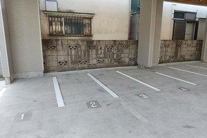 大森東5-20田中駐車場(バイク駐車場)