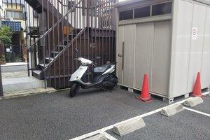 蒲田本町2丁目駐車場(バイク)