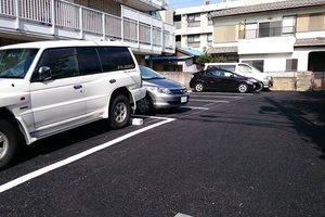 西六郷3丁目前田駐車場