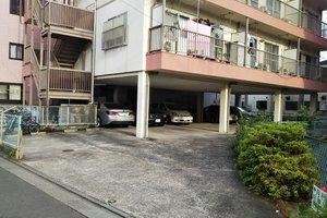 束田駐車場